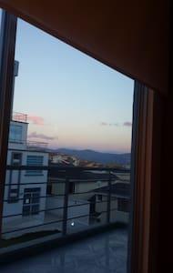 Cama y desayuno/seguro & buena vista - Quito