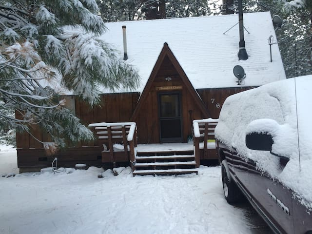 Snowbird  Chalet - Walk to Snow Summit - Big Bear Lake - Rumah