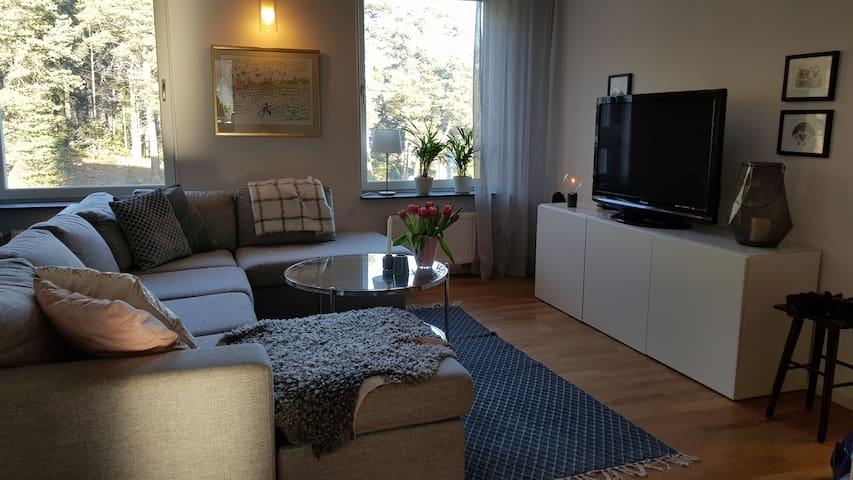 Apartment in charming Näsbypark, close to Sthlm