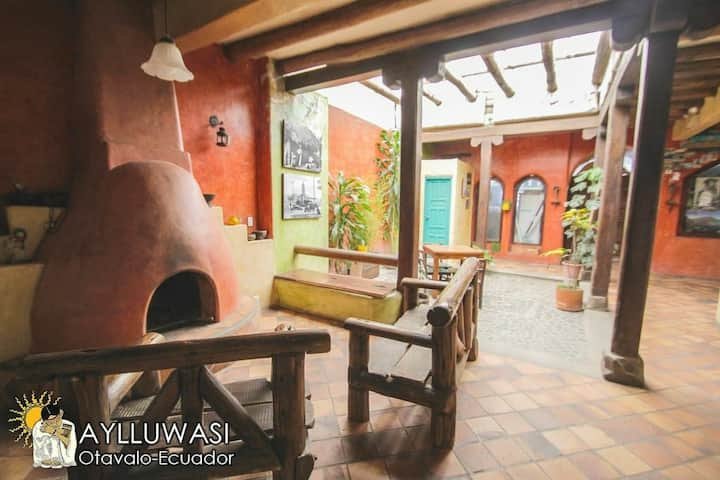 AylluWasi - Cabin Style Room 2
