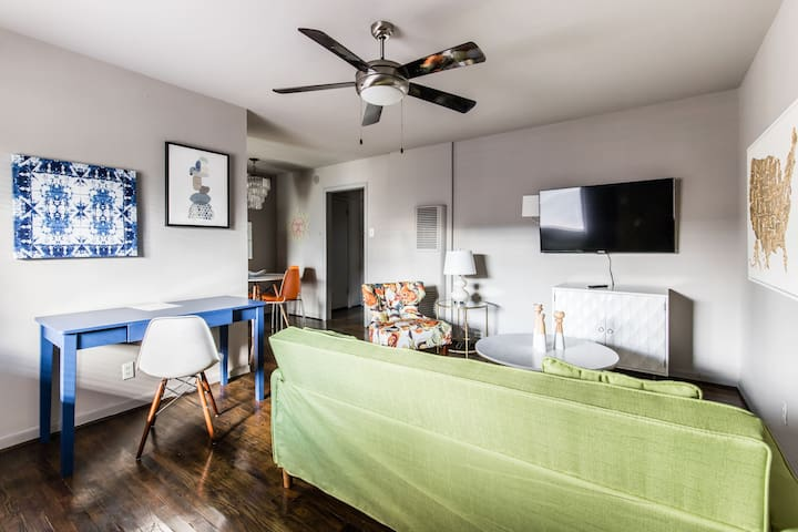 One Bedroom For Extended Stay Near Deep Ellum