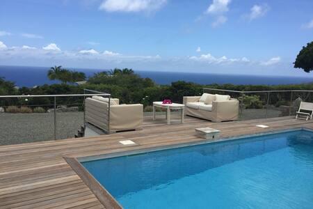 Villa New Coast - 2 chambres - Gustavia