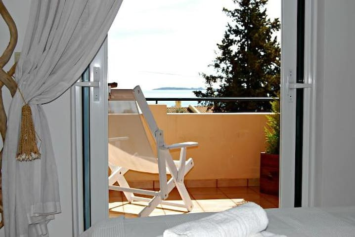 Apartment Alexandra, Barbati - Corfu - Appartement