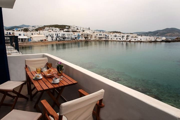 Amazing Seaview house in Naoussa
