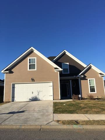 New home with private 1B/1B near Augusta! - Grovetown - Ház