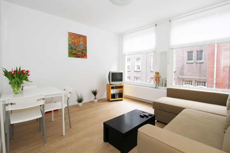 Cosy apartment in charming Jordaan