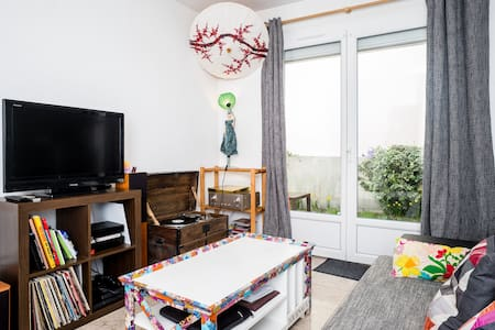 Maisonnette portes Paris en famille (équipée bébé) - Issy-les-Moulineaux - Talo