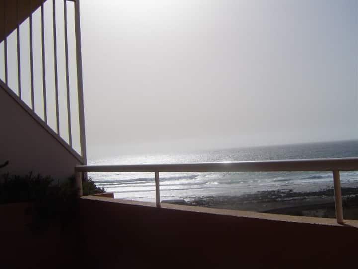 Apartamento primera linea playa vista espectacular