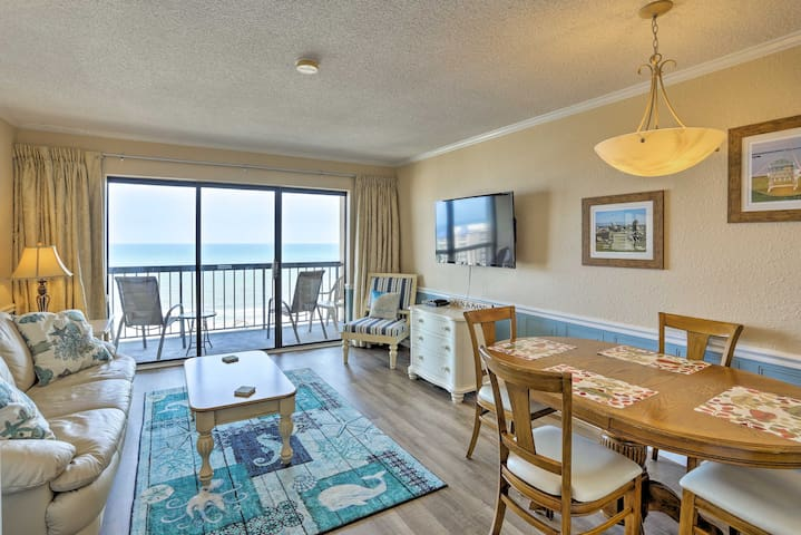 Resort Condo Ideal for Snowbirds-5 Mi to Boardwalk
