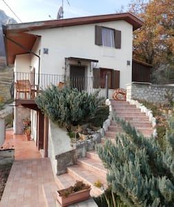 La villa di Haidi - palombaro - Villa