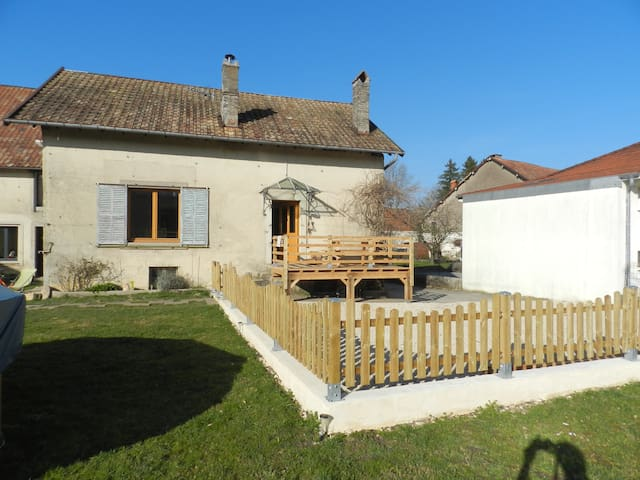 Gite du Verger Creuillot - Nancray - Byt