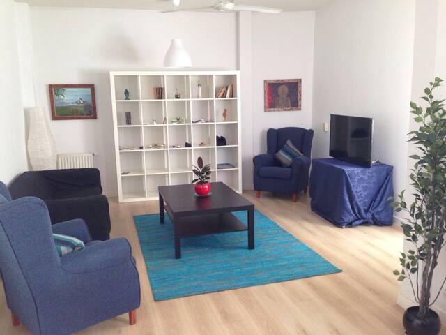 Confortable apartamento en Malasaña - Madrid - Apartemen