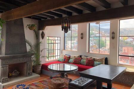 Casa Mirador- Historic Centro with Amazing Views