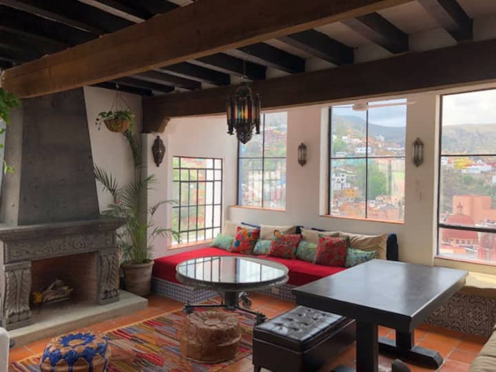 Casa Mirador- Historic Centro with Amazing Views