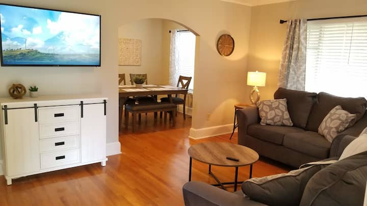Clean & Safe Luxury in Downtown Morristown