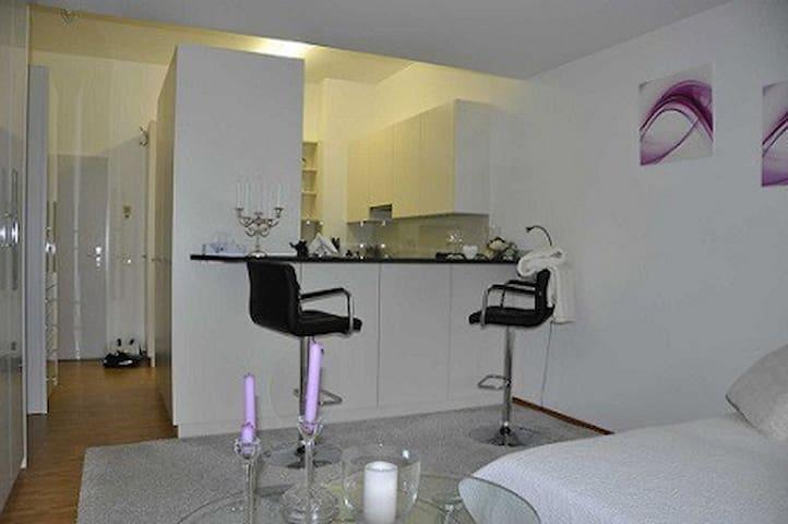 Romantic Attic Design Studio with sunny Loggia8