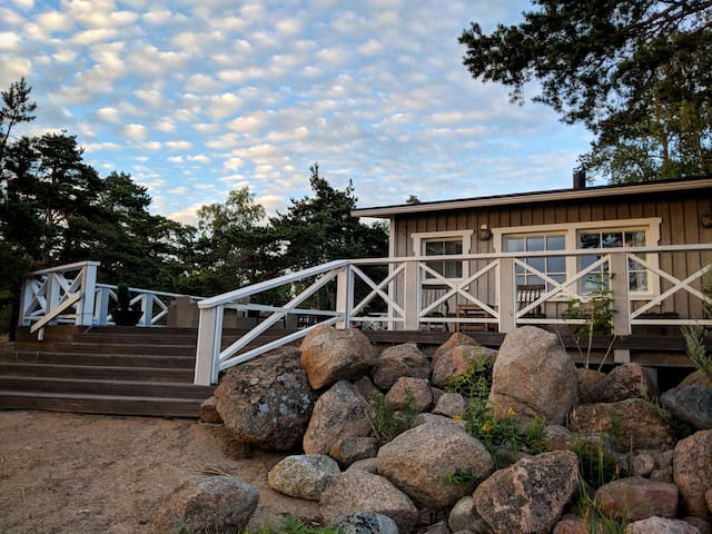 Beach House Vimpasaari