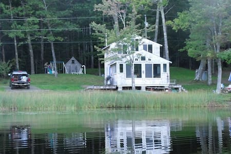 Magical Moments By The Lake - Lincolnville