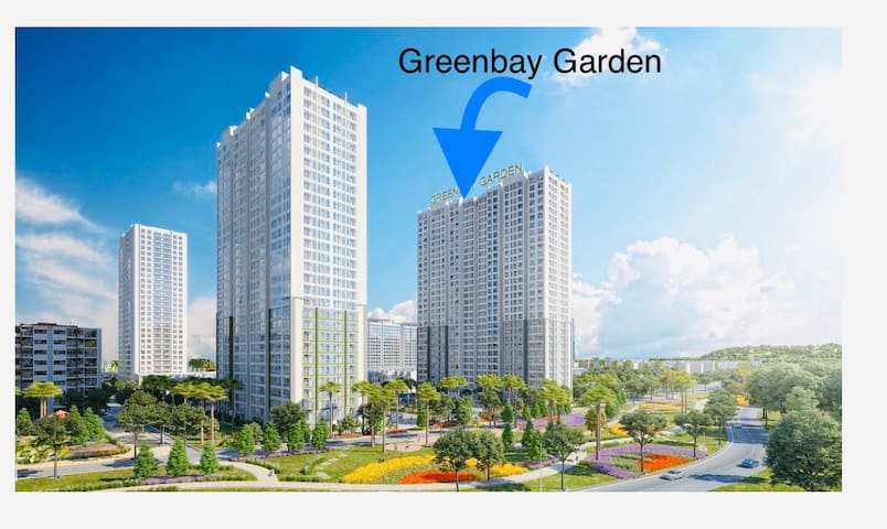 Warmly welcome to Halong Bay-Greenbay Garden Tower