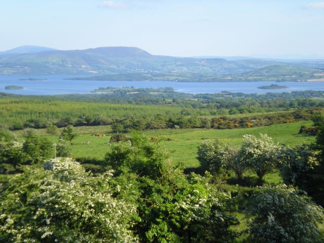 Cottage with spectacular views - Mountshannon - Hus