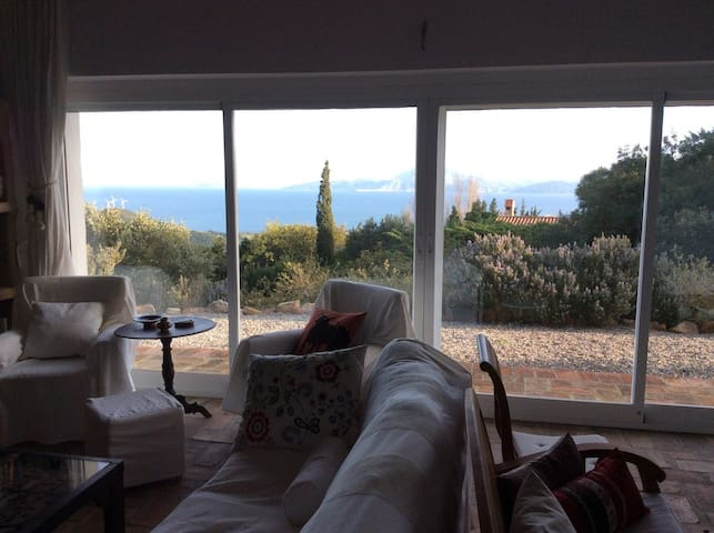 Charming villa views to Africa - Tarifa - House