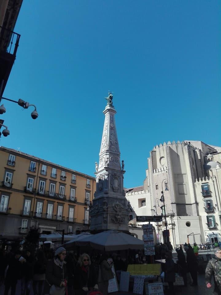 Piazza S. Domenico Maggiore