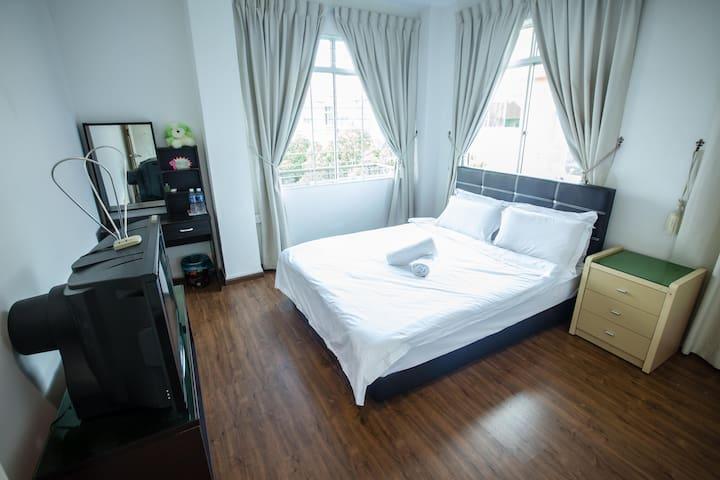 Natol Motel - Kuching (Double Room)