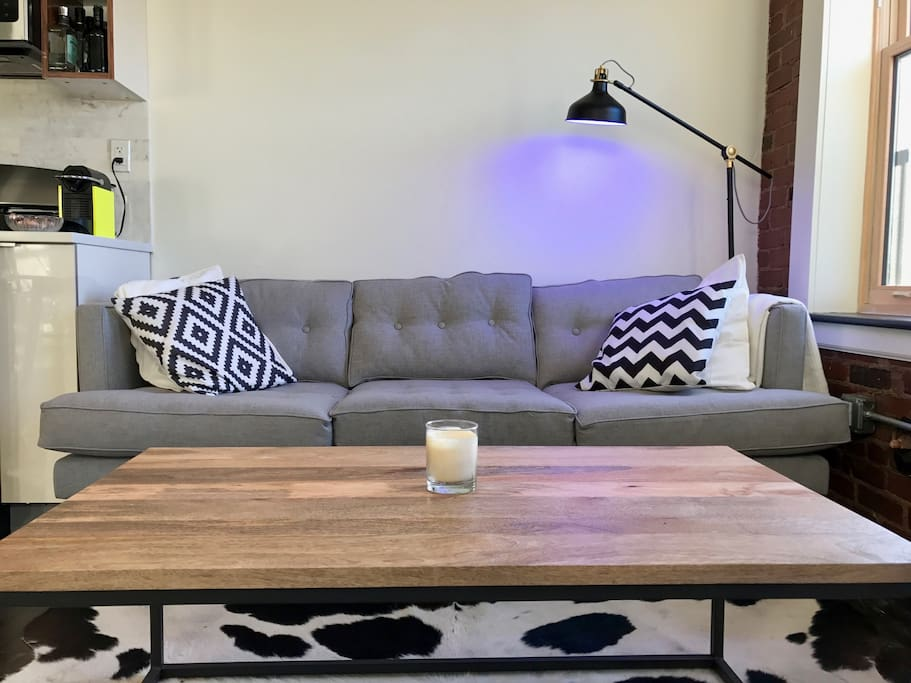 3-seater couch