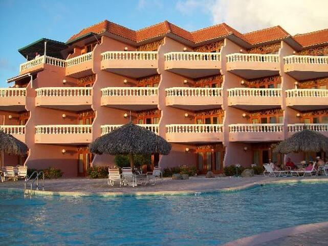 2 Bdrm Suite Paradise Beach Villas