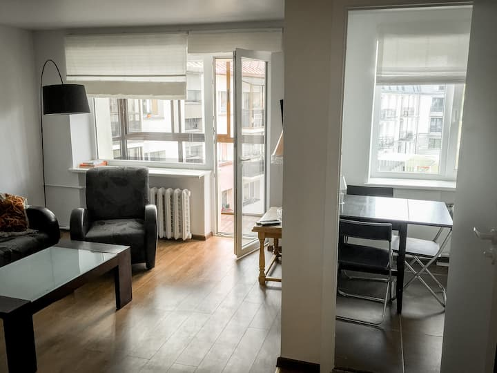 Apartments in the heart of the city