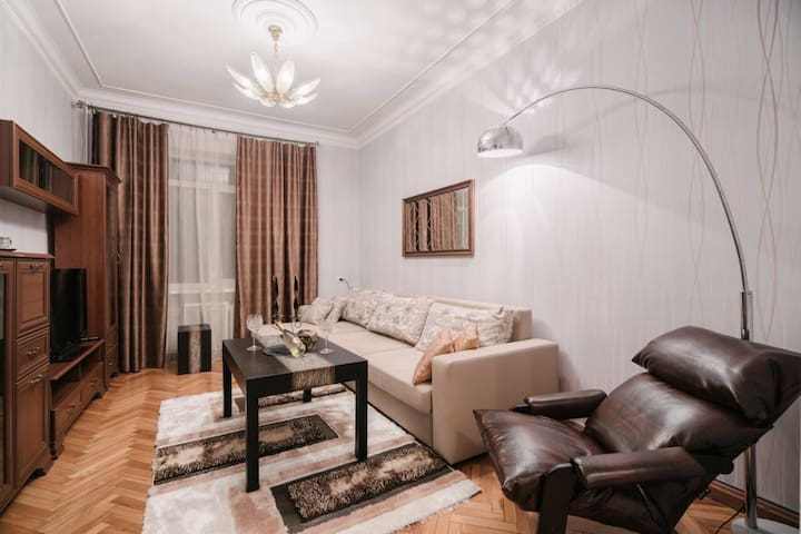 SO Сentral apt in Minsk near Main Post Office