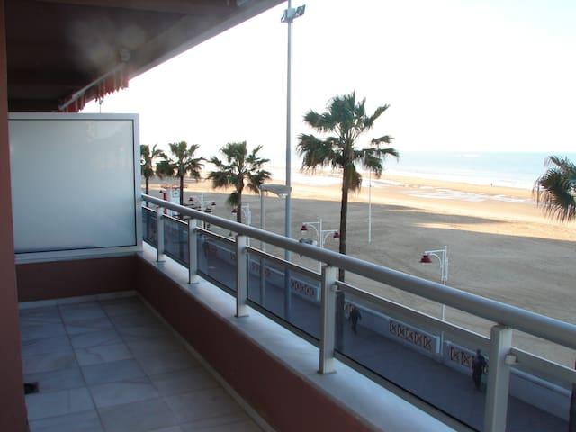 Cádiz, dúplex frente al mar. - Cádiz - Appartement