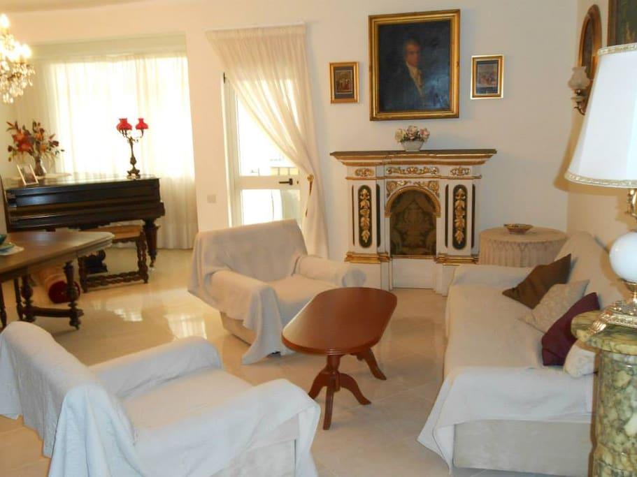 Lounge living room