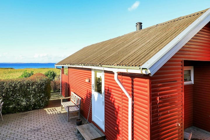 Beautiful Holiday Home in Syddanmark with Sea views