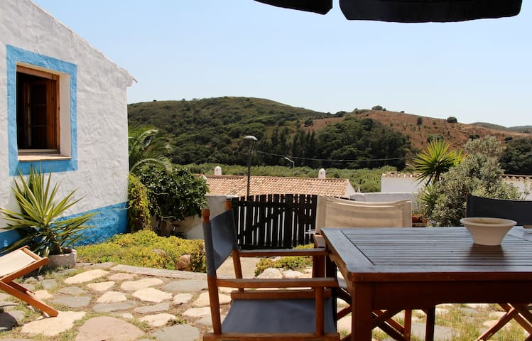 Beautiful village/beach house
