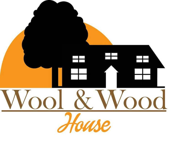 WOOL AND WOOD HOUSE, our real heart