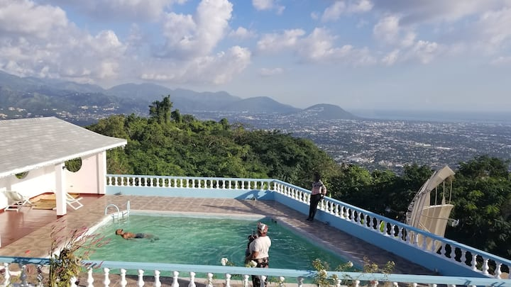 Balcony View of Kingston