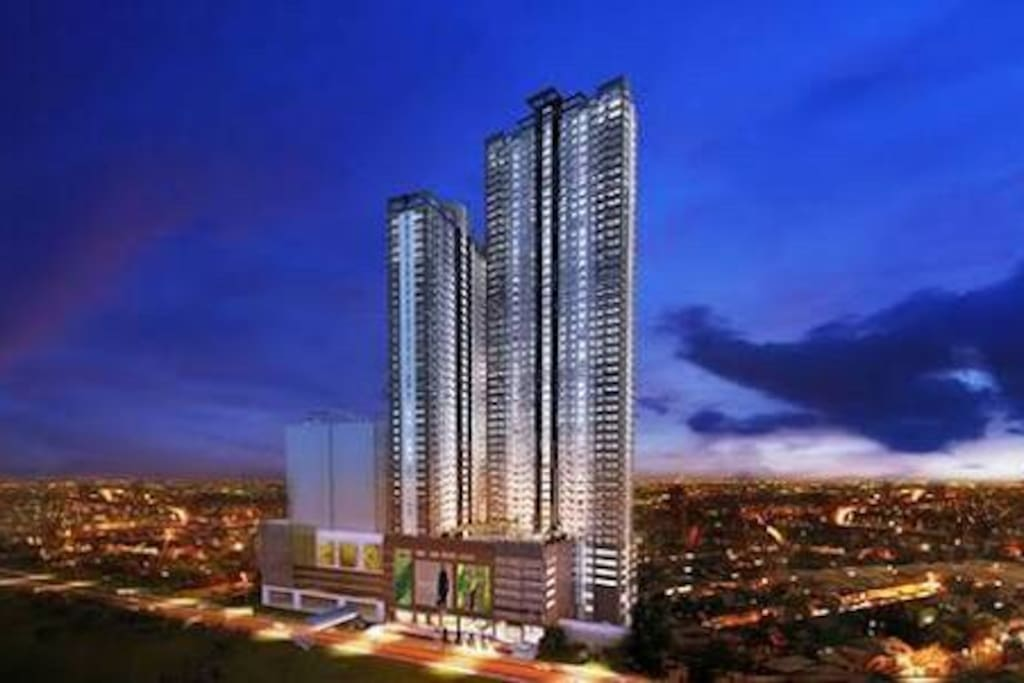 The tallest condominium tower in Cebu