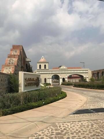Casa en chimaltenango, Santana gardens