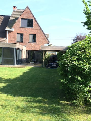 House,quiet area,next to lille,gent - Mouscron