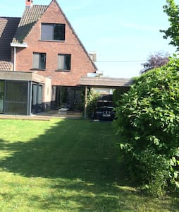 House:quiet area next to Lille,Gent - Mouscron - 一軒家