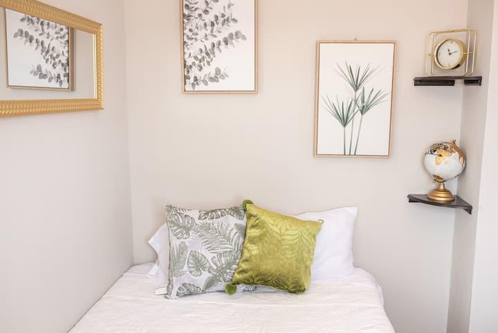 Garden room , chiquito y comodo y nuevos#205