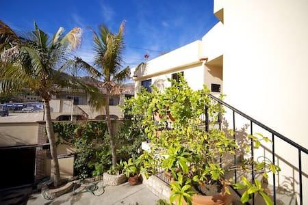 Hacienda colonial architecture - Cabo san Lucas
