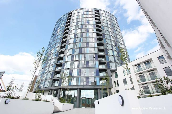 THE ISLAND, CROYDON - Croydon - Apartamento
