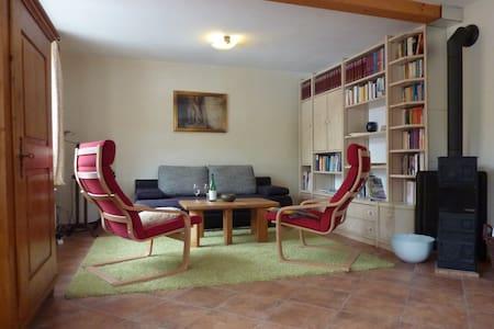 Ferienwohnung Haus am Singberg  - Ramsthal - Apartamento