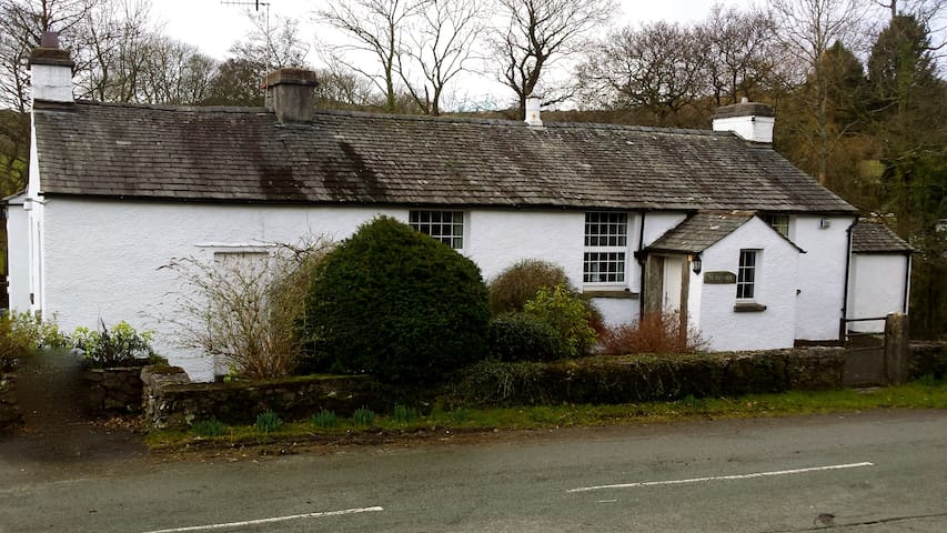 The Old School, Underbarrow, Kendal - Cumbria - Hus