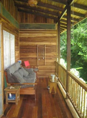 Caribbean Rainforest Home on Samasa