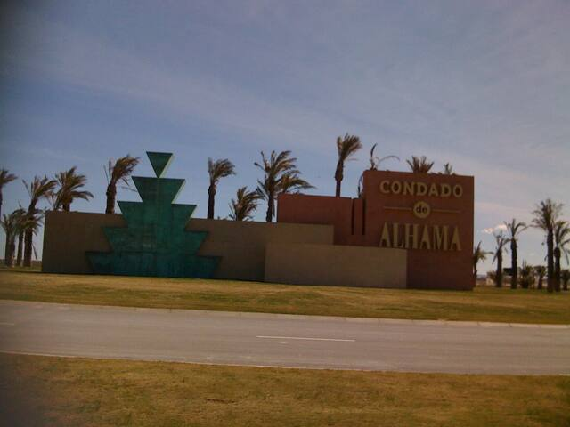 Apartment near Golf Course - Alhama - Lägenhet