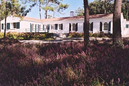 villa Bois de la Chaise - Noirmoutier-en-l'Île