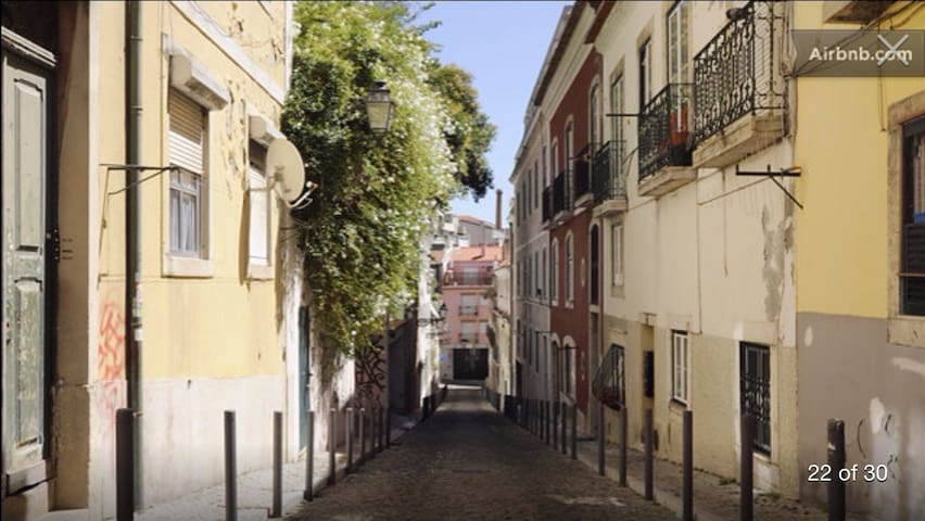 Bairro Alto Town House